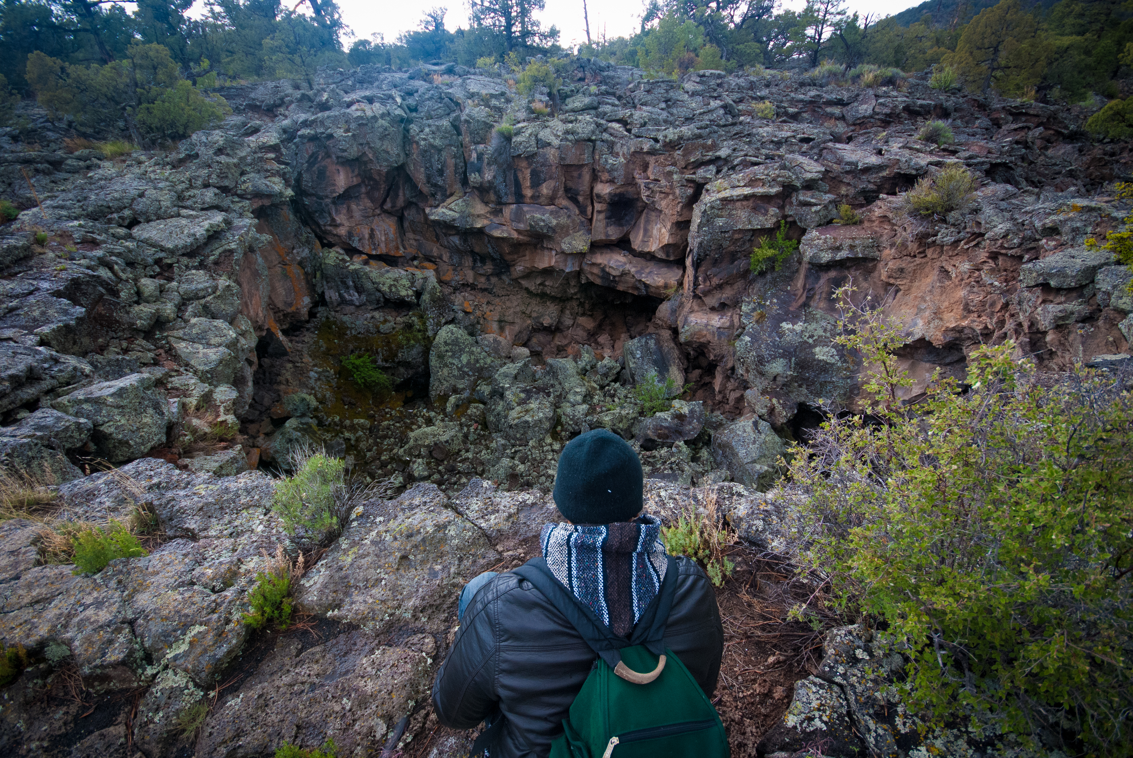 Ice Cave and Bandera Crater / New Mexico | Western Trips  |New Mexico Ice Caves